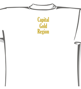 2014 Capital Gold Regional Tees - Back