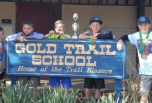 Help Support GOLD TRAIL SCHOOL ~ OOTM FINALS 2018